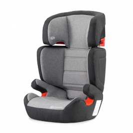 Autosedačka Junior Fix Isofix Black/Gray 15-36kg Kinderkraft 2019