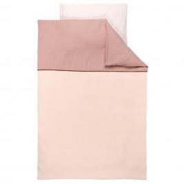 Obliečky na posteľ 100% PURE COTTON PINK
