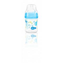 Fľaša antikoliková KLASIK modrá 120 ml