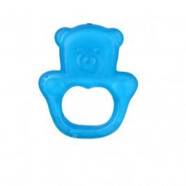 Hryzačka chladiaca gélová medveď - modrá