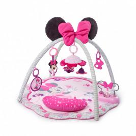 Deka na hranie Minnie Mouse Garden Fun 0m+ 2019