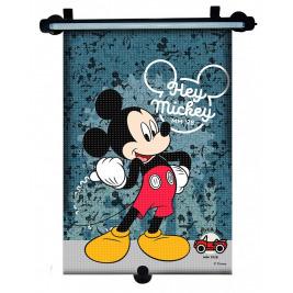 Tienidlo na okno auta sťahujúce 1 ks Mickey Mouse