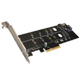 EVOLVEO NVME & M.2 SSD PCIe, rozšiřující karta