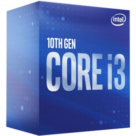 CPU Intel Core i3-10320 BOX (3.8GHz, LGA1200, VGA)