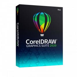 CorelDRAW Graphics Suite 2020 Mac CZ
