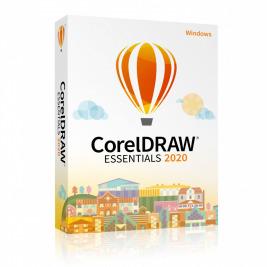 CorelDraw Essentials 2020 CZ/PL EU