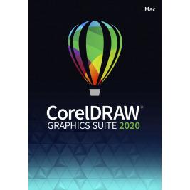 CorelDRAW Graphics Suite 2020 Mac