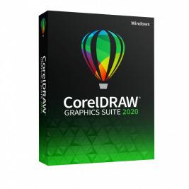 CorelDRAW Graphics Suite 2020 Win CZ