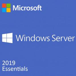 DELL Server 2019 Essentials DOEM max 16 core/25CAL