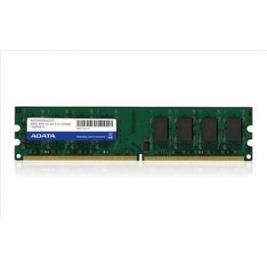 2GB DDR2 800MHz  ADATA CL6 single tray