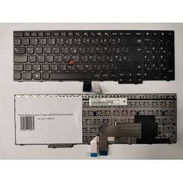NTSUP Klávesnice Lenovo Thinkpad E550 E555 E550C černá CZ/SK