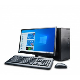Premio Basic 510 S480 Home (i5-10400/8GB/SSD 480GB/DVD/Win10H)