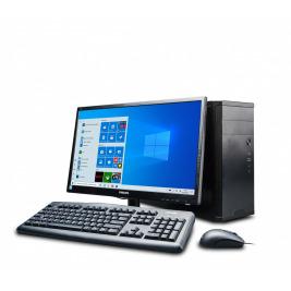 Premio Basic 310 S480 (i3-10100/8GB/SSD 480GB/DVD/W10Pro)