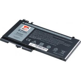 Baterie T6 power Dell Latitude E5270, E5470, 4100mAh, 47Wh, 3cell, Li-pol