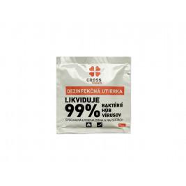 Dezinfekčné utierky - balenie 15 ks