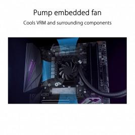 ROG RYUJIN 240 CPU chladič