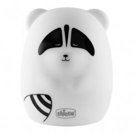 CHICCO Lampička nočné svetlo dobíjateľné, prenosné Chicco - Medvedík čistotný