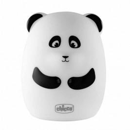 Lampička nočné svetlo dobíjateľné, prenosné Chicco - Panda