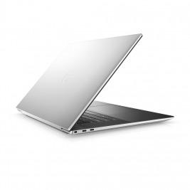 """Dell XPS 9700 17"""" UHD+T i9-10885H/64G/2TB-SSD/2060-6GB/4xTHB/MCR/FPR/W10Home/2RNBD/Stříbrný"""