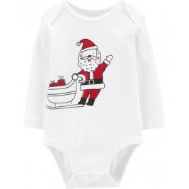 Body dlhý rukáv - Santa 1ks, 24m