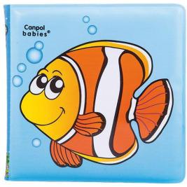 Knižka mäkká pískacia - ryba