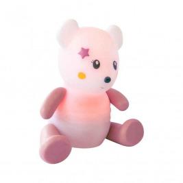 PABOBO Led svetielko Lumilove Rainbow Miška Pink