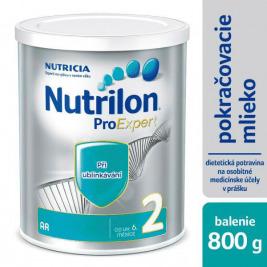 Mlieko dojčenské NUTRILON 2 ProExpert AR 800g
