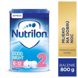 Mlieko dojčenské NUTRILON 2 ProNutra Good Night 800g