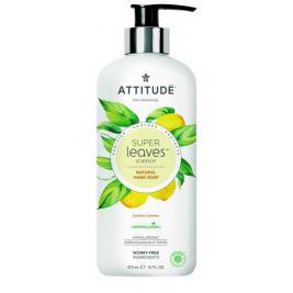 ATTITUDE Prírodné mydlo Super leaves detoxikačné - citrusové listy 473 ml