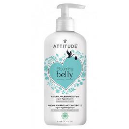 ATTITUDE Prírodné vyživujúce telové mlieko Blooming Belly nielen pre tehotné s arganom 473 ml