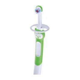 MAM Kartáček zubní na učení Training Brush 6+měsíců zelená