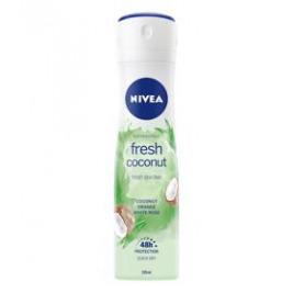 NIVEA Fresh Coconut Sprej antiperspirant 150 ml