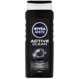 NIVEA MEN Sprchový gél Active Clean 500 ml