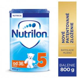 Mlieko dojčenské NUTRILON 5 (800g)