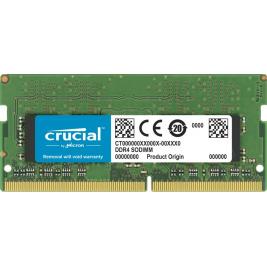 SO-DIMM 32GB DDR4 3200MHz Crucial CL22