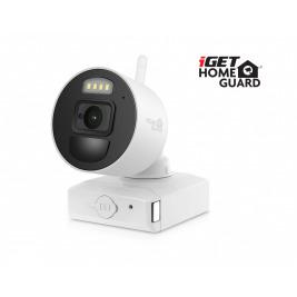 iGET HGNVK88002P - bateriový bezdrátový WiFi set FullHD 1080p, 8CH NVR + 2x FullHD kamera, aplikace