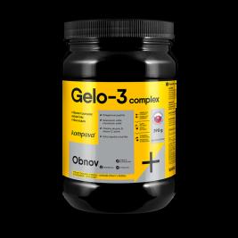 GELO-3 Complex 390 g/30 dávok, pomaranč