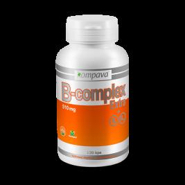 B-complex Extra 510 mg/120 kps 510 mg/120 kps