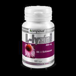 L-lyzín Extra 500 mg/60 kps