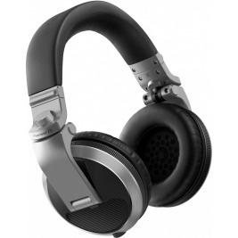 Pioneer DJ sluchátka stříbrná