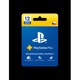 PlayStation Plus Card Hang 365 Days - pouze pro CZ PS Store