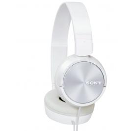SONY sluchátka MDR-ZX310 bílé