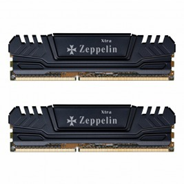 EVOLVEO Zeppelin, 16GB 2400MHz DDR4 CL17, GOLD, box (2x8GB KIT)