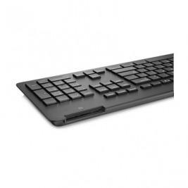 HP USB Business Slim Smartcard Keyboard