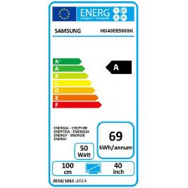 40'' LED-TV Samsung 40HE590 HTV