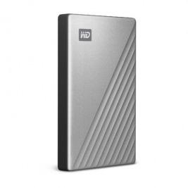 Ext. HDD 2,5'' WD My Passport Ultra 1TB stříbrná