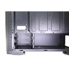 EVOLVEO Functio2, case ATX, bez ventilátorů
