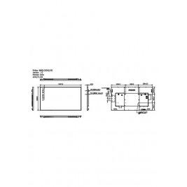 86'' E-LED Philips 86BDL3050Q - UHD,IPS,410cd,16/7