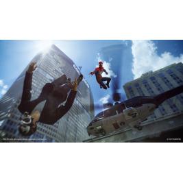 PS4 - Marvel´s Spider-Man - 7.9.