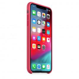 iPhone XS Max Silicone Case - Hibiscus